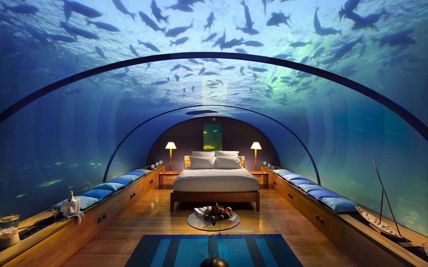 Conrad Maldives, Μαλδίβες, Νησί Ρανγκαλί