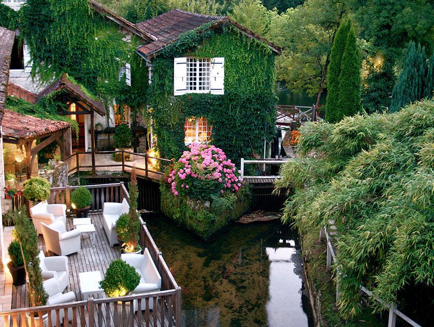 Hotel Le Moulin du Roc, Γαλλία