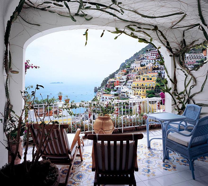 Hotel Le Sirenuse, Αμάλφι, Ιταλία