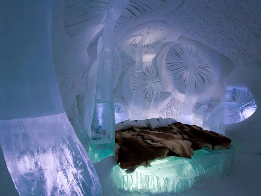 Ice Hotel, Jukkasjarvi, Σουηδία-2