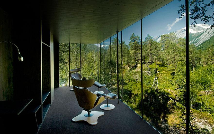 Juvet Landscape Resort, Νορβηγία