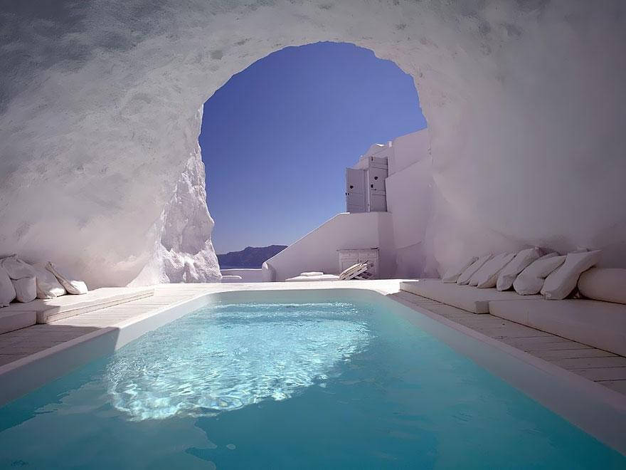 Katikies Hotel, Οία, Σαντορίνη, Ελλάδα