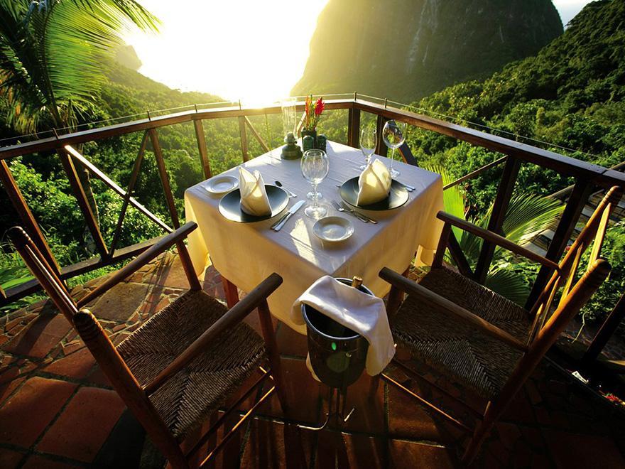 Ladera Resort, St. Lucia, Καραϊβική