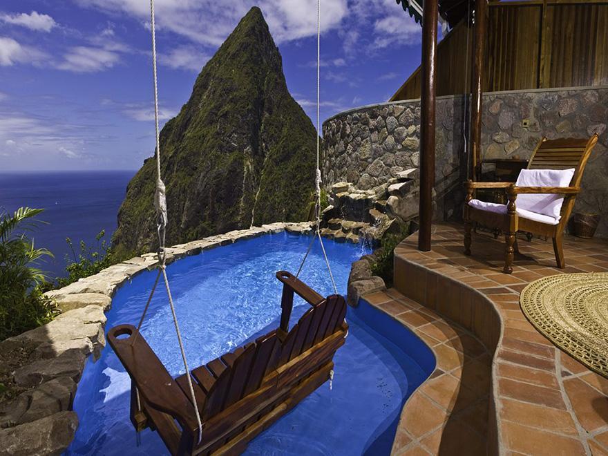 Ladera Resort, St. Lucia, Καραϊβική-2