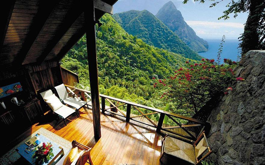 Ladera Resort, St. Lucia, Καραϊβική-3