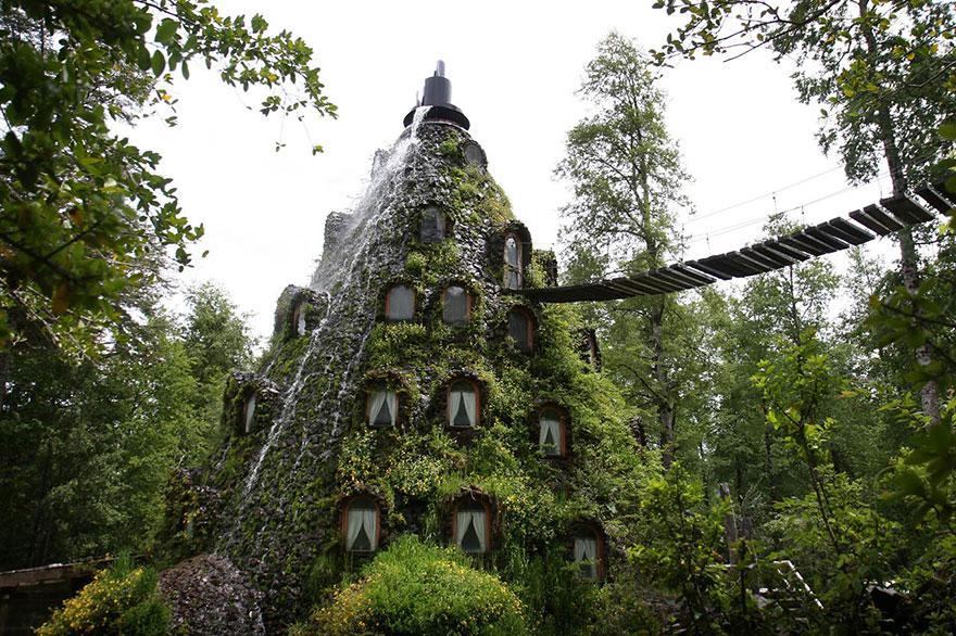Montana Magica Lodge, Χιλή