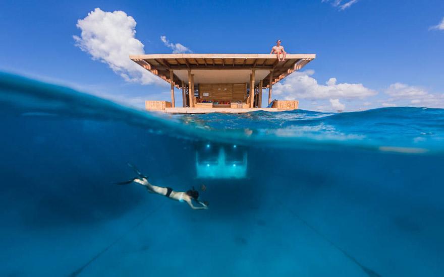 The Manta Resort, Ζανζιβάρη