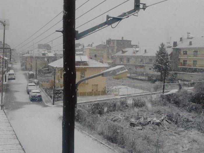 """Η """"Σιβηρία της Ελλάδας"""": Εκεί ο χειμώνας διαρκεί 7 μήνες και οι θερμοκρασίες φτάνουν τους -30"""