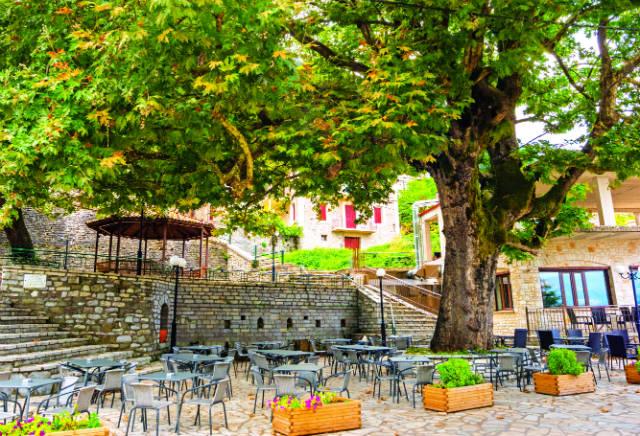 Μικρό Χωριό, Ευρυτανία χωριά