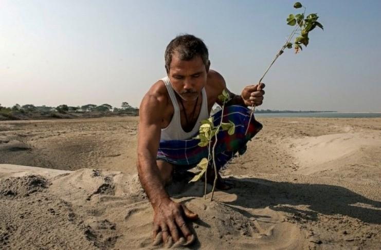 Ο άντρας που φύτεψε μόνος του ένα ολόκληρο δάσος και έσωσε το νησί του