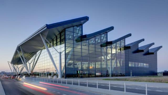 Gdańsk Lech Wałęsa Airport, Γκντανσκ, Πολωνία