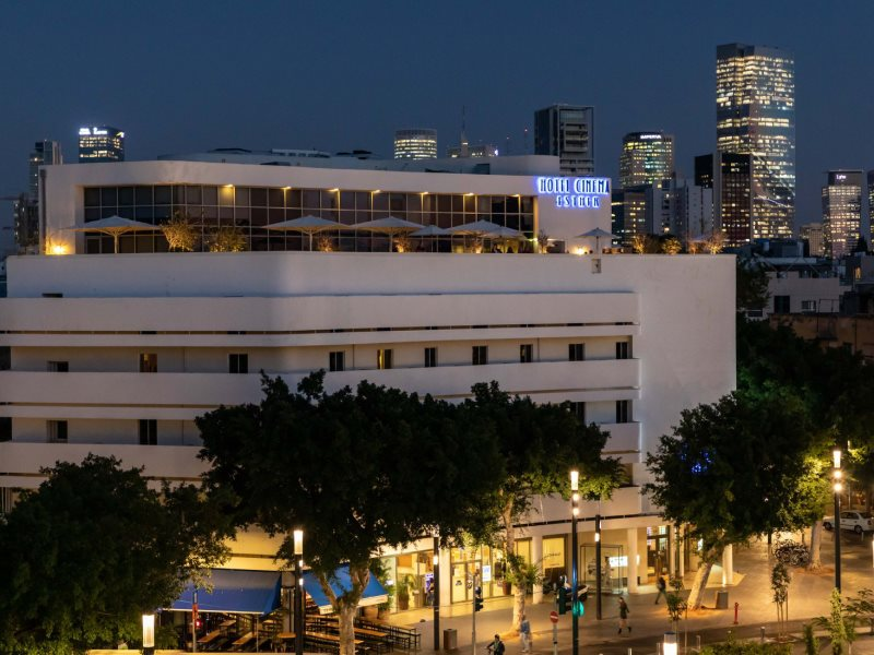 Cinema Hotel Τελ Αβίβ