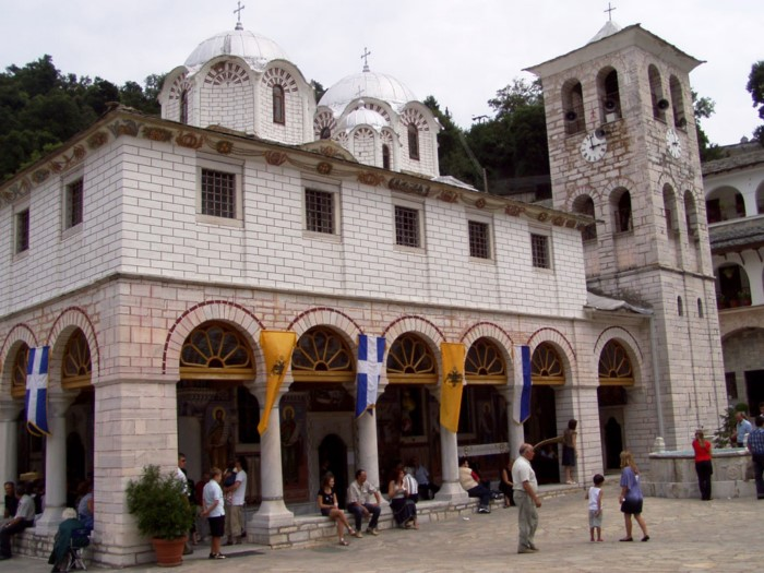 Παναγία Εικοσιφοίνισσα: Το παλαιότερο μοναστήρι στην Ελλάδα