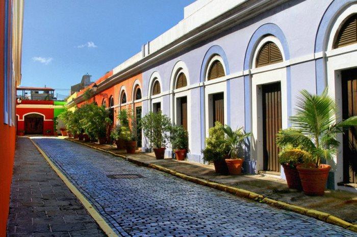 Old San Juan, Πουέρτο Ρίκο