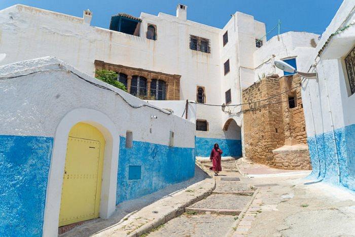 Ραμπάτ, Μαρόκο