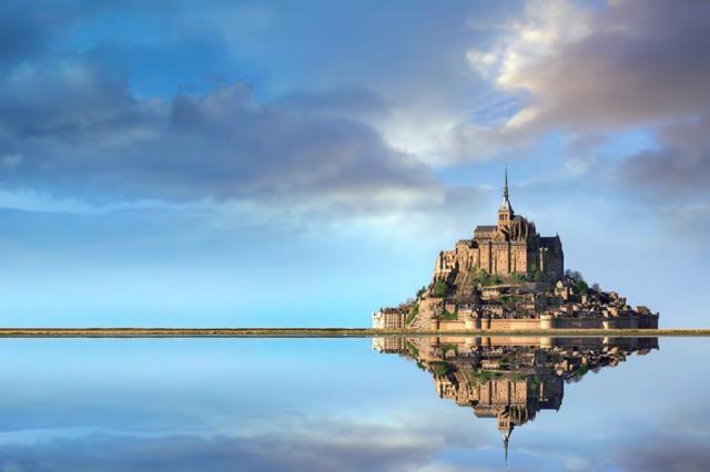 Μον Σαιν Μισέλ - Γαλλία πόλεις