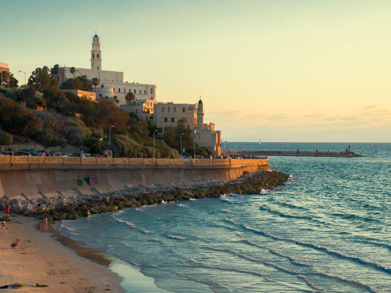 Τελ Αβίβ Παλιά Πόλη