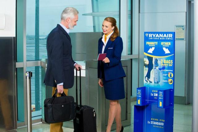 Ryanair tips