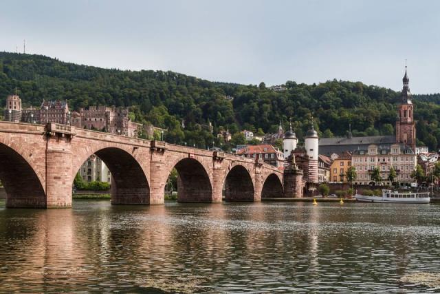 Γέφυρα Karl Theodor, Χαϊδελβέργη