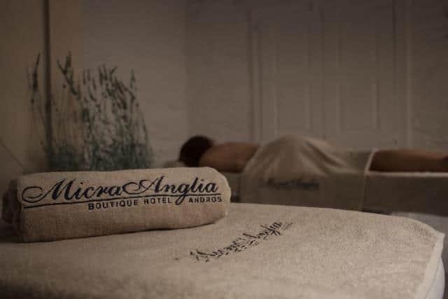 Micra Anglia ξενοδοχείο Άνδρος