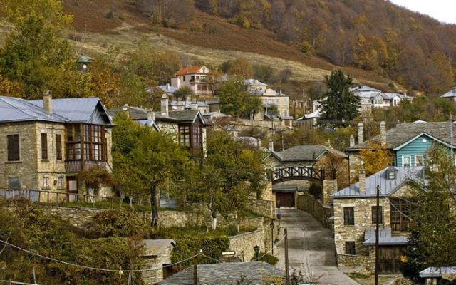 Νυμφαίο χωριό