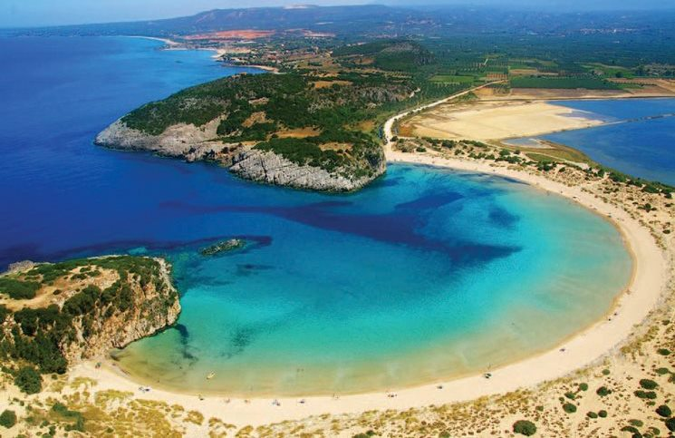 Παραλία Βοϊδοκοιλιάς μια από τις ωραιότερες παραλίες σε όλη την Ελλάδα!