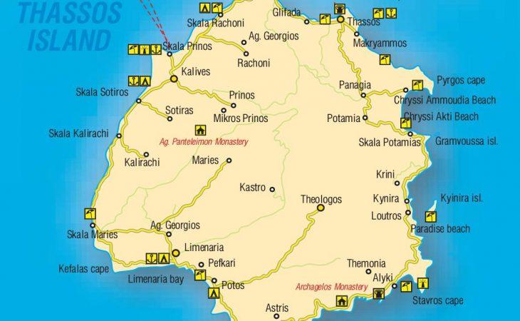 Θάσος: Το σμαραγδένιο νησάκι! Για όσους δεν μπορούν να διαλέξουν βουνό ή θάλασσα
