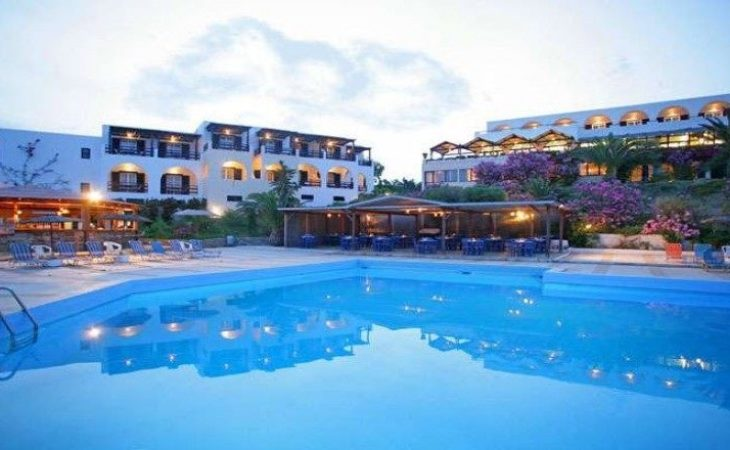 Andros Holiday Hotel – Άνδρος