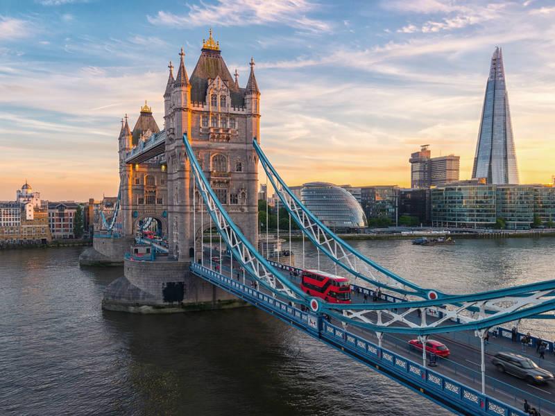 Λονδίνο γέφυρα