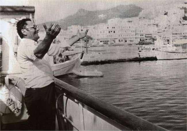 «Κάτι παραπάνω από ένα πλοίο»: Το καράβι – σύμβολο των Μικρών Κυκλάδων, που δεν λογάριασε ποτέ φουρτούνες