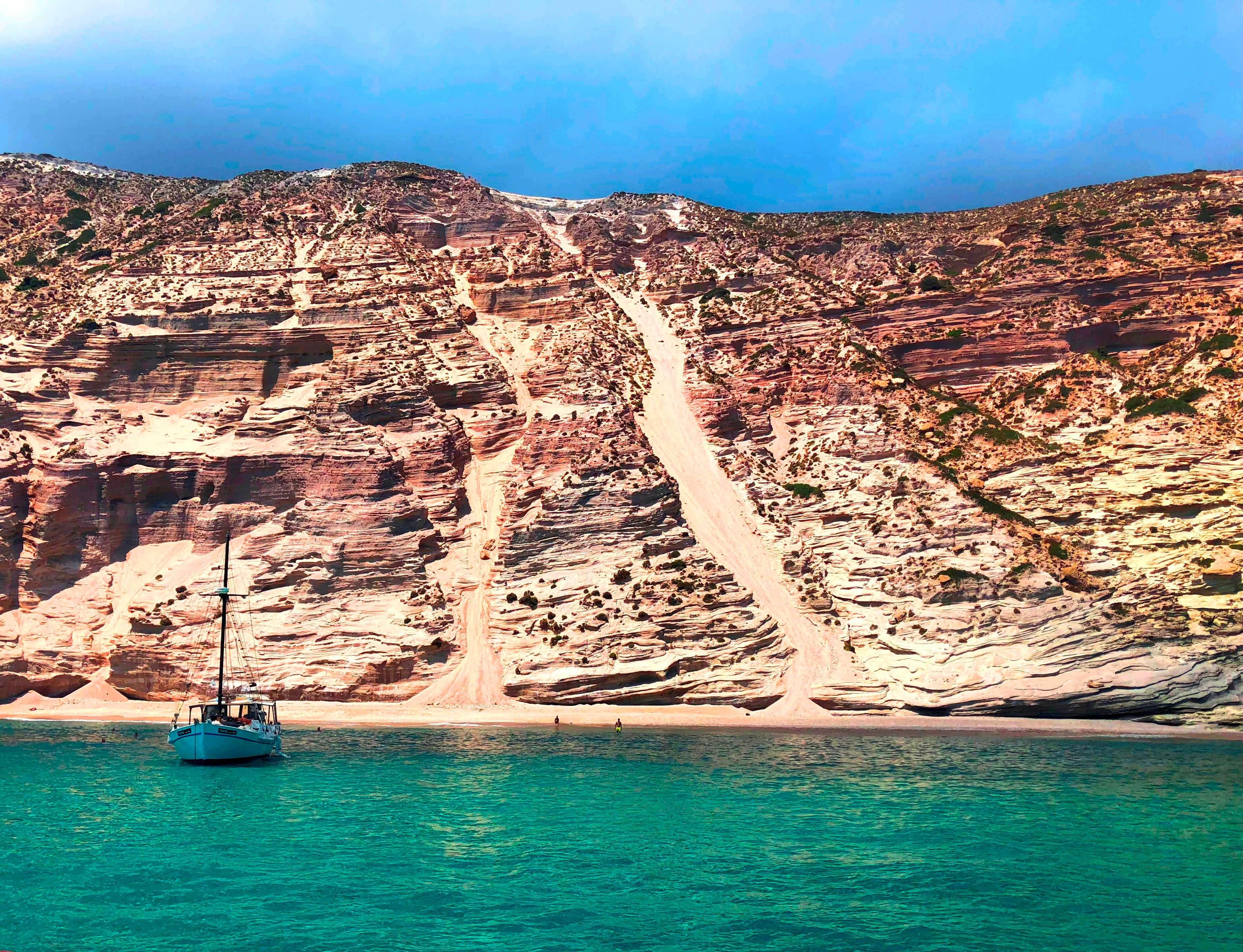 Ο top covid-19 free προορισμός είναι το νησί με τις ωραιότερες παραλίες στην Ελλάδα (Pics)