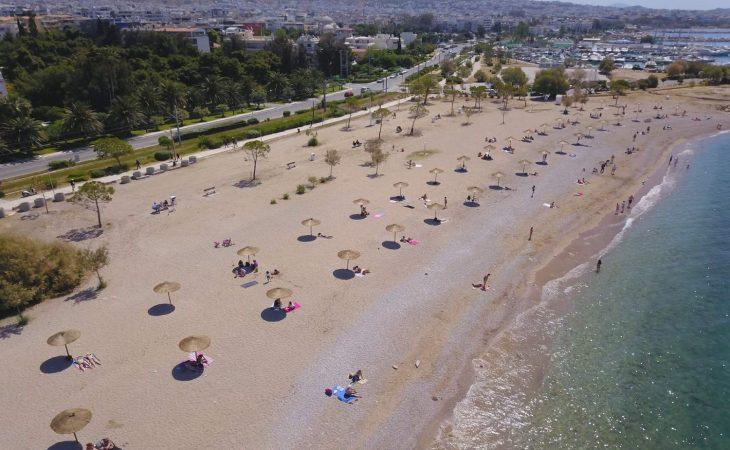Καλοκαίρι 2020: Πού να κάνετε τις βουτιές σας στην Αττική