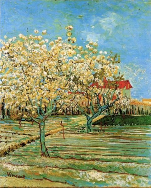 Η άνοιξη μέσα από 12 υπέροχους πίνακες του Vincent van Gogh