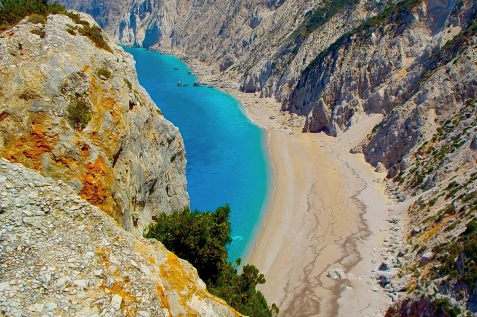 Παραλίες-όνειρο, μείωση τιμών:  Γιατί το Ληξούρι είναι ο νούμερο ένα Covid-free προορισμός στην Ελλάδα  για φέτος το καλοκαίρι