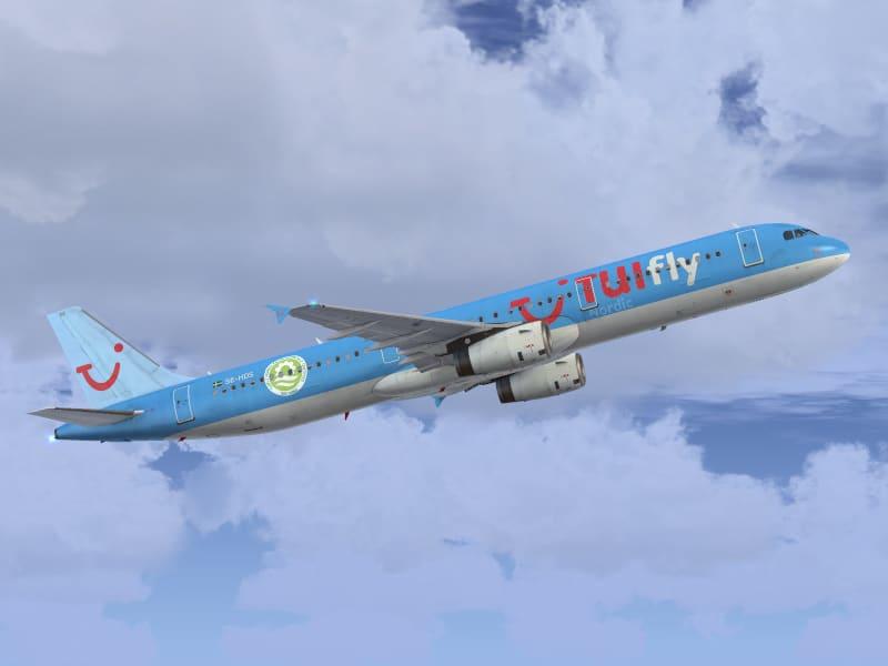 TUI εν πτήσει