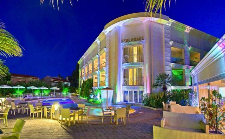 5* Elinotel Apolamare Hotel – Χανιώτη, Χαλκιδική