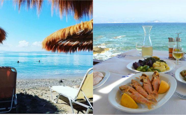 Παραλία Καλαμάτας: Φτάνεις σε 2,5 ώρες χωρίς πλοίο και θες 45€ τη μέρα
