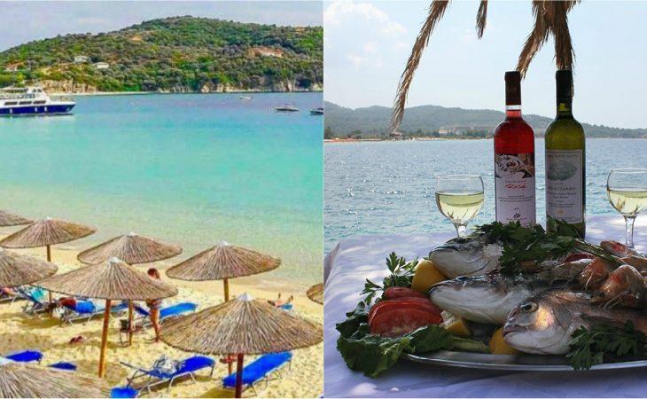 Αμμουλιανή: Το μικρό νησάκι της Ελλάδας με φτηνές παραλίες και τιμές