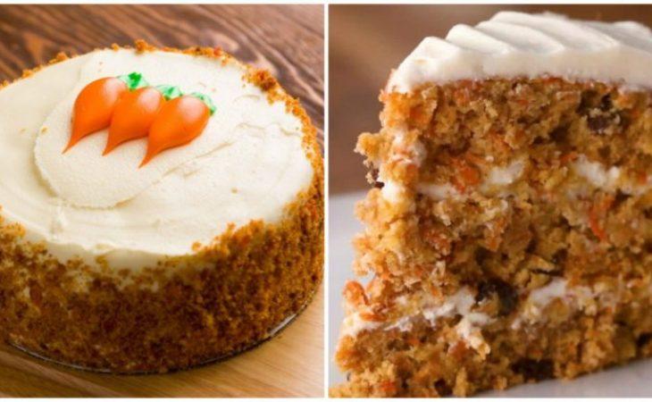 Κέικ καρότου: Φτιάξτε το πιο διάσημο κέικ του πλανήτη