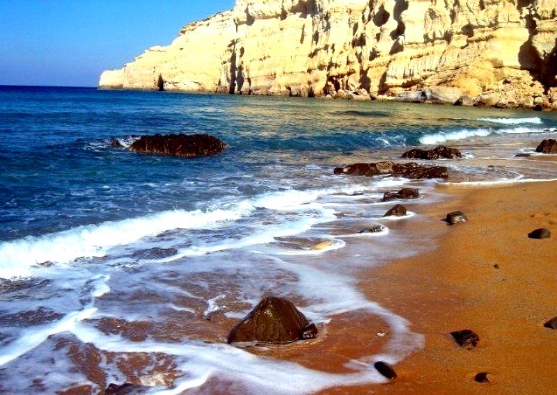 Σπεύσατε! Οι 5 ωραιότερες παραλίες γυμνιστών στην Ελλάδα (Pics)
