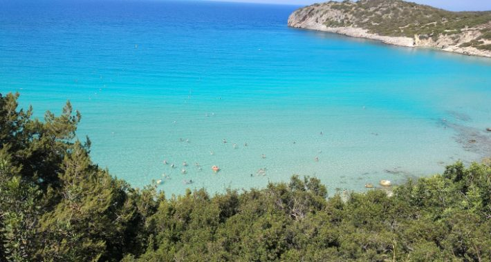 Βγαλμένη από… Καραϊβική: Η εξωτική παραλία της Κρήτης που ανταγωνίζεται τον Μπάλο