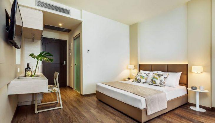 Η πρότασή μας για τον Αύγουστο είναι αυτό το 4* ξενοδοχείο στη Χαλκιδική με ημιδιατροφή και λιγότερα από 70€ τη μέρα