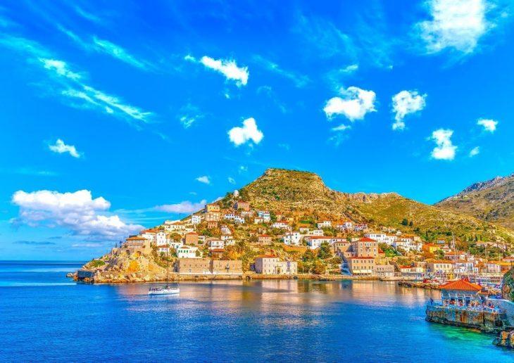 Ύδρα: Πως θα φτάσεις 27€, σε 90 λεπτά από την Αθήνα