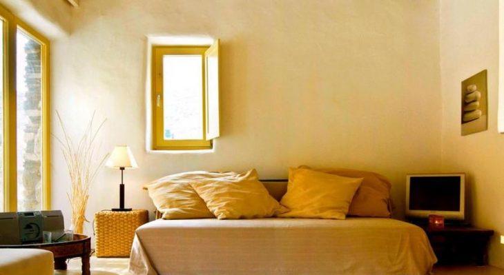 Αληθινός Παράδεισος! Για πρώτη φορά το εσωτερικού του σπιτιού της Μενεγάκη στα Αχλά της Άνδρου