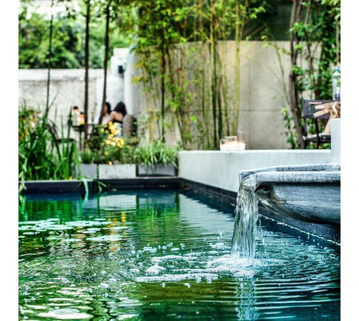 Natu: Ο ομορφότερος κήπος της Αθήνας για φαγητό το καλοκαίρι