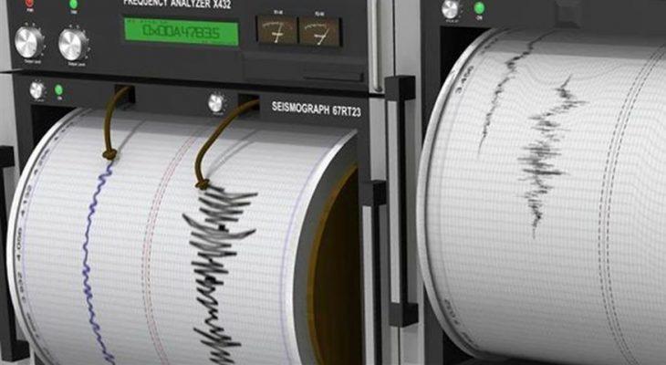 Σεισμός τώρα: Δυνατός σεισμός στην Εύβοια - Πόσα ρίχτερ