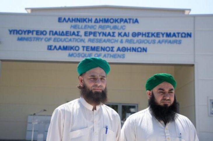 Τζαμί στην Αθήνα: Δείτε που έρχεται το Σεπτέμβιο