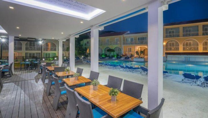 Ζάκυνθος προσφορά: 4στερο ξενοδοχείο  με ότι φας στην τιμή με μόνο 64€