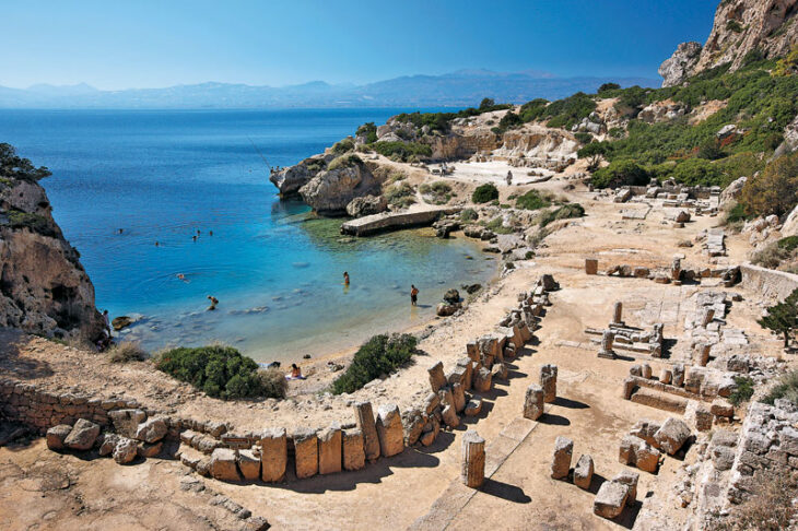 5 μέρη δίπλα στην Αθήνα για Σαββατοκύριακα με καλό φαγητό και ουζάκι