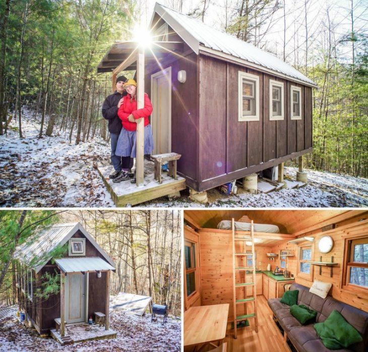 6 Μικρά σπίτια που θα θες να μείνεις σήμερα